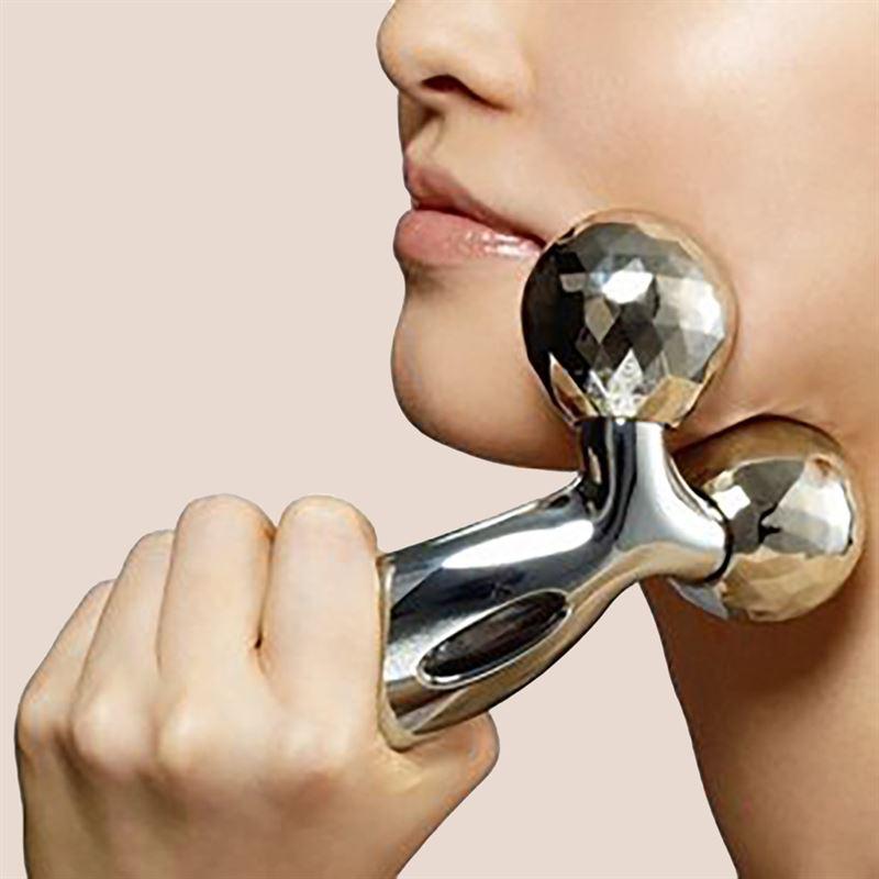 3D Massage Roller Carat til ansigt og krop ZL-209