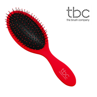 TBC® The Wet & Dry Brush hårbørste - Strawberry red
