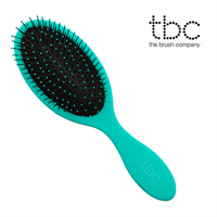 TBC® The Wet & Dry Brush hårbørste - Minty Turkis