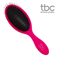 TBC® The Wet & Dry Brush hårbørste - Flamingo Pink