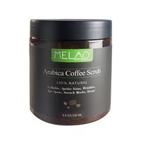 Body Scrub Arabica Coffee - Melao