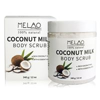 Body Scrub Coconut Milk - Melao
