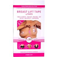 Bryst Tape Bye Bra push-up tape Silk  Str. A. B og C