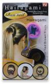 Hairagami 2pack (sort + lilla)
