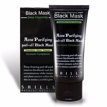 Shills Original Black Mask - 50 ml