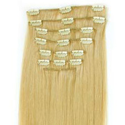 Syntetisk Hair Extensions