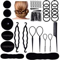 Hair Styling Accessories - Komplet Mega sæt