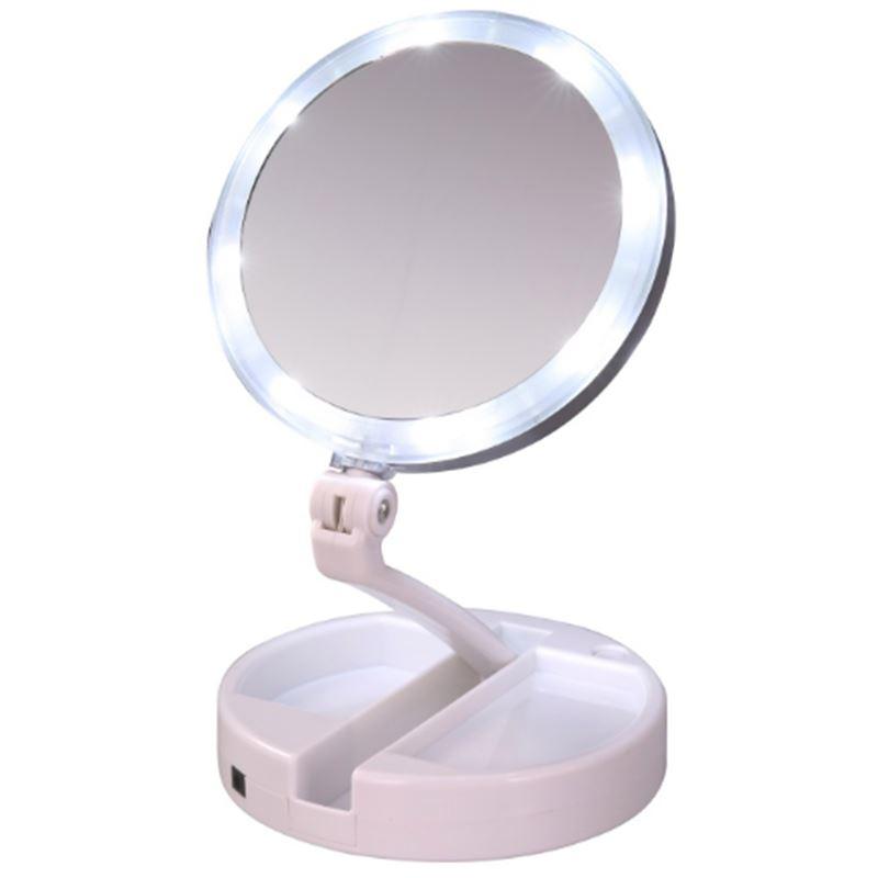 Babyliss Makeup Spejl Med Lys Og To Sider