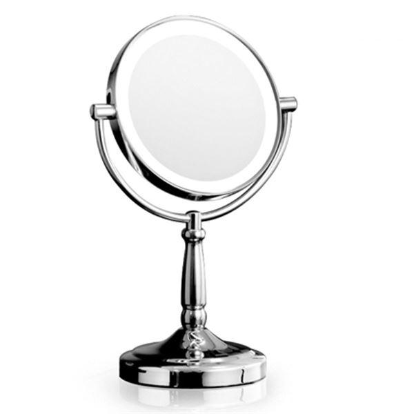 makeup spejl Makeup Spejl med Lys, Medium fra Uniq®   SPAR 25 80%! makeup spejl