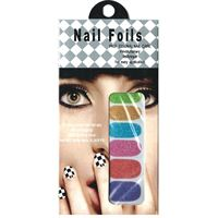 Nail Stickers - Negle wraps  12 stk no. 12