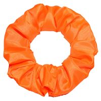 Neon Scrunchie - Neon Orange