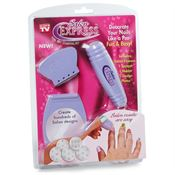 Salon Express - Nail Art Decorator Kit